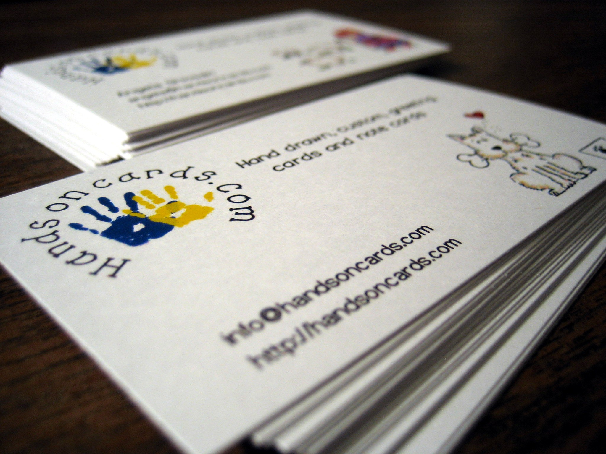 Bussiness Cards - Overnight Printers