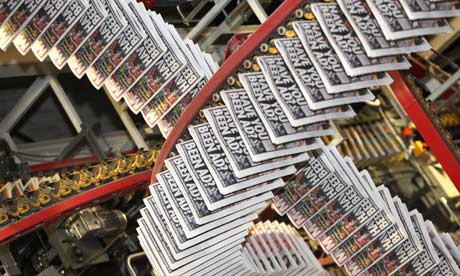 newspaper printing services